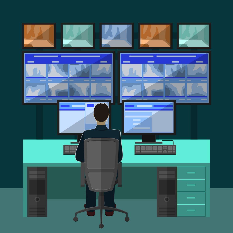 Техническое задание на установку систем видеонаблюдения